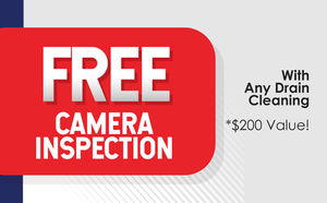Camera Inspection - Free Coupon